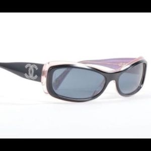 Authentic Chanel Sunglass Frames